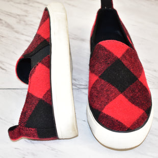 Primary Photo - BRAND: GAP STYLE: SHOES FLATS COLOR: RED BLACK SIZE: 8.5 SKU: 186-186167-27998