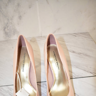 Primary Photo - BRAND: CHRISTIAN SIRIANO STYLE: SHOES HIGH HEEL COLOR: PINK SIZE: 9.5 SKU: 186-186219-16