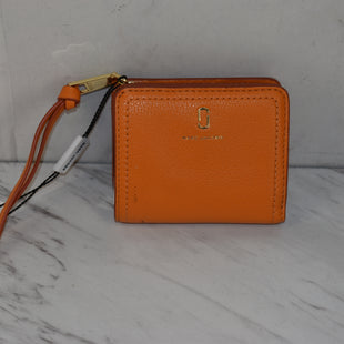 Primary Photo - BRAND: MARC JACOBS STYLE: WALLET COLOR: ORANGE SIZE: SMALL SKU: 186-186106-12079