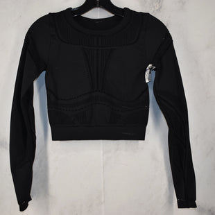 Primary Photo - BRAND:    CLOTHES MENTOR STYLE: ATHLETIC TOP COLOR: BLACK SIZE: XS SKU: 186-186106-11646