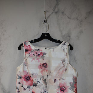 Primary Photo - BRAND: WHITE HOUSE BLACK MARKET STYLE: TOP SLEEVELESS COLOR: WHITE SIZE: 12 SKU: 186-186167-30078