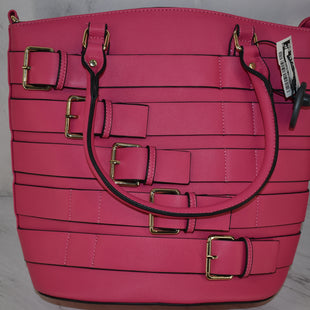 Primary Photo - BRAND:    CLOTHES MENTOR STYLE: HANDBAG COLOR: PINK SIZE: LARGE SKU: 186-186217-7117