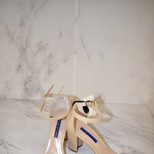 Primary Photo - BRAND: STUART WEITZMAN STYLE: SHOES HIGH HEEL COLOR: NUDE SIZE: 6 SKU: 186-186167-27416