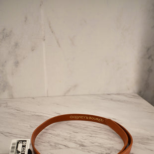 Primary Photo - BRAND: DOONEY AND BOURKE STYLE: BELT COLOR: LEATHER SIZE: M SKU: 186-186104-12340