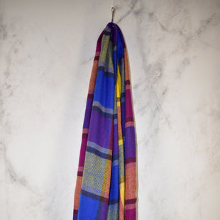 Primary Photo - BRAND:    CLOTHES MENTOR STYLE: SCARF WINTER COLOR: PURPLE SKU: 186-186167-26133