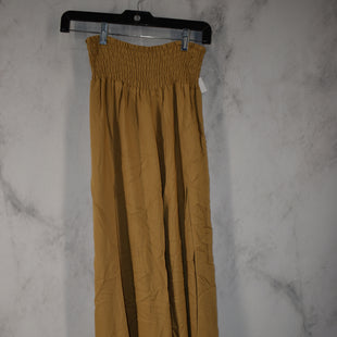 Primary Photo - BRAND:    CLOTHES MENTOR STYLE: PANTS COLOR: BROWN SIZE: L OTHER INFO: REWASH - SKU: 186-186217-7719
