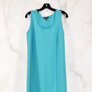 Primary Photo - BRAND:    CLOTHES MENTORSTYLE: DRESS SHORT SLEEVELESSCOLOR: TURQUOISESIZE: LSKU: 186-186167-12156