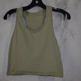 Primary Photo - BRAND:    CLOTHES MENTOR STYLE: TOP SLEEVELESS COLOR: GREEN SIZE: M SKU: 186-186230-20