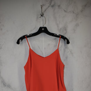Primary Photo - BRAND: FRANCESCA'S STYLE: TOP SLEEVELESS COLOR: RED SIZE: S SKU: 186-186217-7151