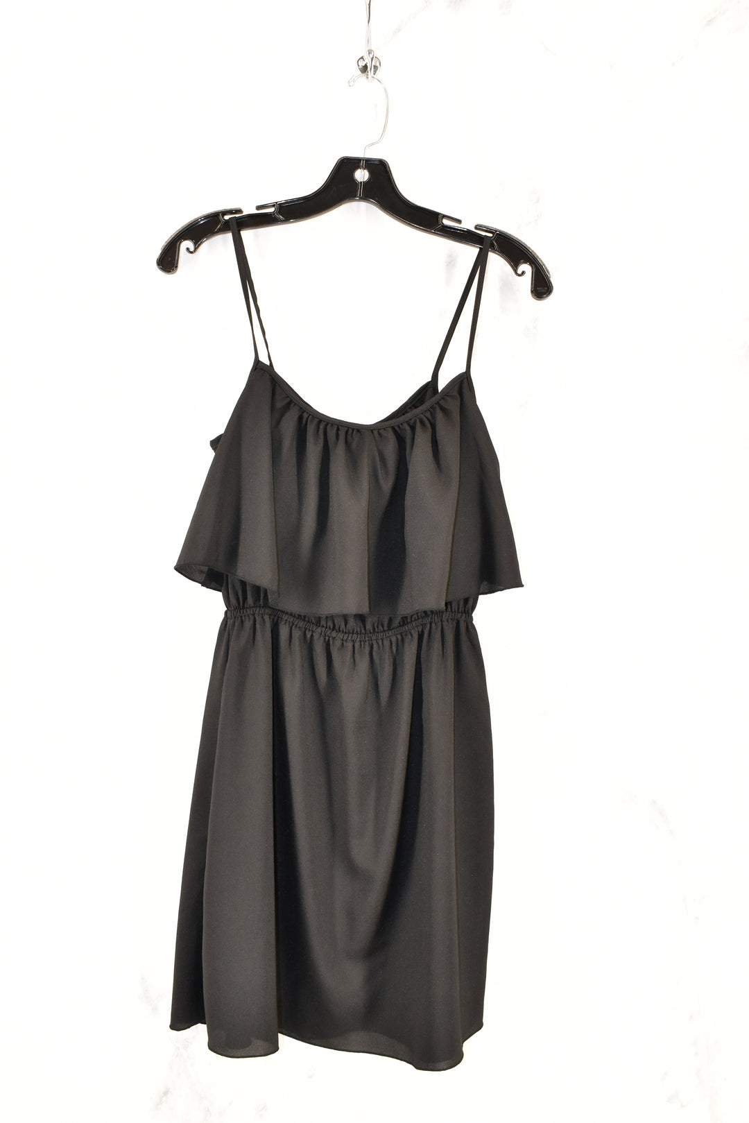Primary Photo - BRAND:    CLOTHES MENTOR <BR>STYLE: DRESS SHORT SLEEVELESS <BR>COLOR: BLACK <BR>SIZE: M <BR>OTHER INFO: ALI & KRIS - <BR>SKU: 186-186213-2988