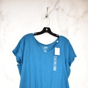 Primary Photo - BRAND: SONOMA STYLE: TOP SHORT SLEEVE COLOR: TEAL SIZE: XL OTHER INFO: NEW! SKU: 186-186167-27209