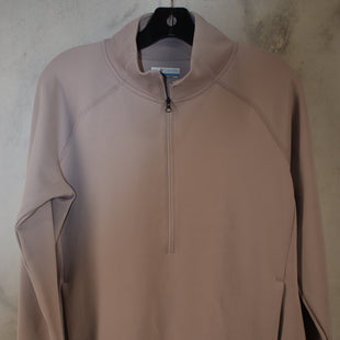 Primary Photo - BRAND: COLUMBIA STYLE: ATHLETIC JACKET COLOR: LIGHT PINK SIZE: M OTHER INFO: NEW! SKU: 186-186106-11570
