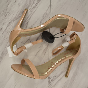 Primary Photo - BRAND: BRASH STYLE: SHOES HIGH HEEL COLOR: NUDE SIZE: 9 SKU: 186-186200-1584