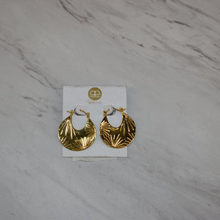 Primary Photo - BRAND:    CLOTHES MENTOR STYLE: EARRINGS COLOR: GOLD OTHER INFO: GORJANA - SKU: 186-186106-11266