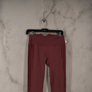Primary Photo - BRAND:    CLOTHES MENTOR STYLE: ATHLETIC PANTS COLOR: PINK SIZE: M SKU: 186-186217-7050