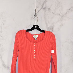 Primary Photo - BRAND: TALBOTS STYLE: SWEATER COLOR: CORAL SIZE: L SKU: 186-186179-11426