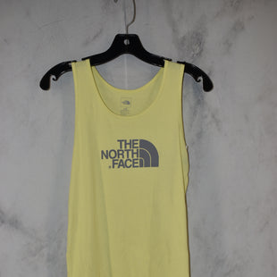Primary Photo - BRAND: NORTHFACE STYLE: ATHLETIC TANK TOP COLOR: YELLOW SIZE: L SKU: 186-186217-7171