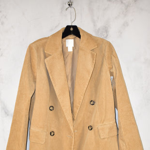 Primary Photo - BRAND: H&M STYLE: BLAZER JACKET COLOR: BROWN SIZE: 8 SKU: 186-186167-27879