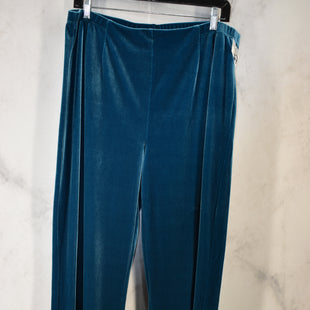 Primary Photo - BRAND: CHICOS STYLE: PANTS COLOR: TEAL SIZE: 2 SKU: 186-186167-30630