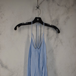 Primary Photo - BRAND: NO BOUNDARIES STYLE: TOP SLEEVELESS COLOR: BABY BLUE SIZE: L SKU: 186-186217-7707