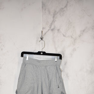 Primary Photo - BRAND: NIKE APPAREL STYLE: ATHLETIC SHORTS COLOR: GREY SIZE: S SKU: 186-186167-27854