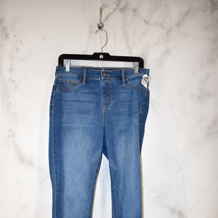 Primary Photo - BRAND: NEW YORK AND CO STYLE: JEANS COLOR: DENIM SIZE: M SKU: 186-186106-9017