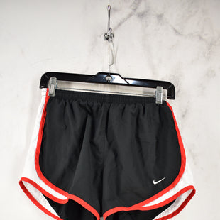 Primary Photo - BRAND: NIKE APPAREL STYLE: ATHLETIC SHORTS COLOR: BLACK SIZE: S SKU: 186-186217-5224