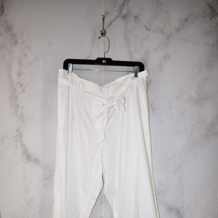 Primary Photo - BRAND: ANN TAYLOR STYLE: PANTS COLOR: WHITE SIZE: 16 SKU: 186-186106-9053