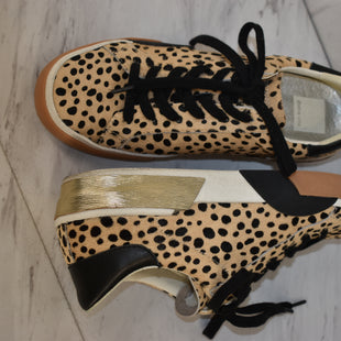 Primary Photo - BRAND: DOLCE VITA STYLE: SHOES ATHLETIC COLOR: ANIMAL PRINT SIZE: 8 SKU: 186-186217-7510