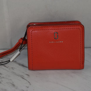 Primary Photo - BRAND: MARC JACOBS STYLE: WALLET COLOR: RED SIZE: SMALL OTHER INFO: NEW! SKU: 186-186106-12078