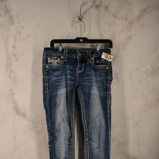 Primary Photo - BRAND: ROCK REVIVAL STYLE: JEANS COLOR: DENIM SIZE: 27 SKU: 186-186217-7625