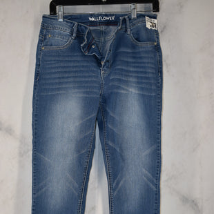 Primary Photo - BRAND: WALLFLOWER STYLE: JEANS COLOR: DENIM SIZE: 11 SKU: 186-186217-7109