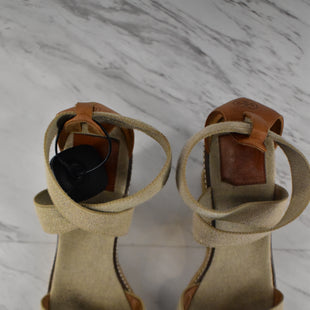 Primary Photo - BRAND: TORY BURCH STYLE: SANDALS HIGH COLOR: TAN SIZE: 10 SKU: 186-186200-2264