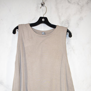 Primary Photo - BRAND: MPG STYLE: ATHLETIC TANK TOP COLOR: BEIGE SIZE: 2X SKU: 186-186217-5534