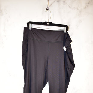Primary Photo - BRAND: TEK GEAR STYLE: ATHLETIC CAPRIS COLOR: BLACK SIZE: 2X SKU: 186-186167-27288