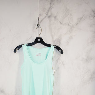 Primary Photo - BRAND: UNDER ARMOUR STYLE: ATHLETIC TANK TOP COLOR: MINT SIZE: S SKU: 186-186167-27858