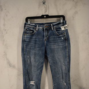 Primary Photo - BRAND: SILVER STYLE: JEANS COLOR: DENIM SIZE: 8 SKU: 186-186217-7687