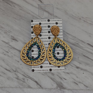 Primary Photo - BRAND:    CLOTHES MENTOR STYLE: EARRINGS COLOR: BLUE SKU: 186-186167-31142