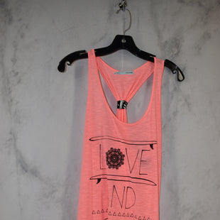 Primary Photo - BRAND: MAURICES STYLE: TOP SLEEVELESS COLOR: PINK SIZE: XL SKU: 186-186167-30117