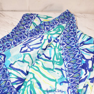 Primary Photo - BRAND: LILLY PULITZER STYLE: SCARF COLOR: BLUE SKU: 186-186226-12