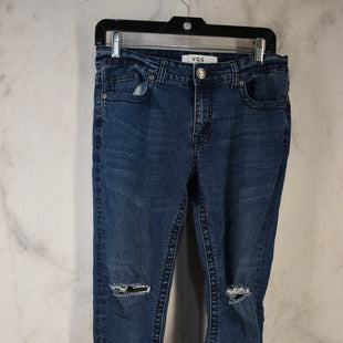 Primary Photo - BRAND:    CLOTHES MENTOR STYLE: JEANS COLOR: DENIM SIZE: 4 OTHER INFO: VGS - SKU: 186-186106-12175