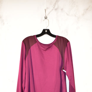 Primary Photo - BRAND: OLD NAVY STYLE: ATHLETIC TOP COLOR: PURPLE SIZE: 2X SKU: 186-186167-23720