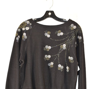 Primary Photo - BRAND: LOU AND GREY STYLE: SWEATER COLOR: BLACK SIZE: M SKU: 186-186106-5610