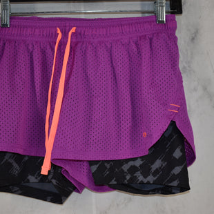 Primary Photo - BRAND: CHAMPION STYLE: ATHLETIC SHORTS COLOR: PURPLE SIZE: S SKU: 186-186106-11349
