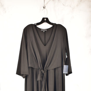 Primary Photo - BRAND: ELOQUII STYLE: DRESS SHORT LONG SLEEVE COLOR: BLACK SIZE: 16 OTHER INFO: NEW! SKU: 186-186217-3590