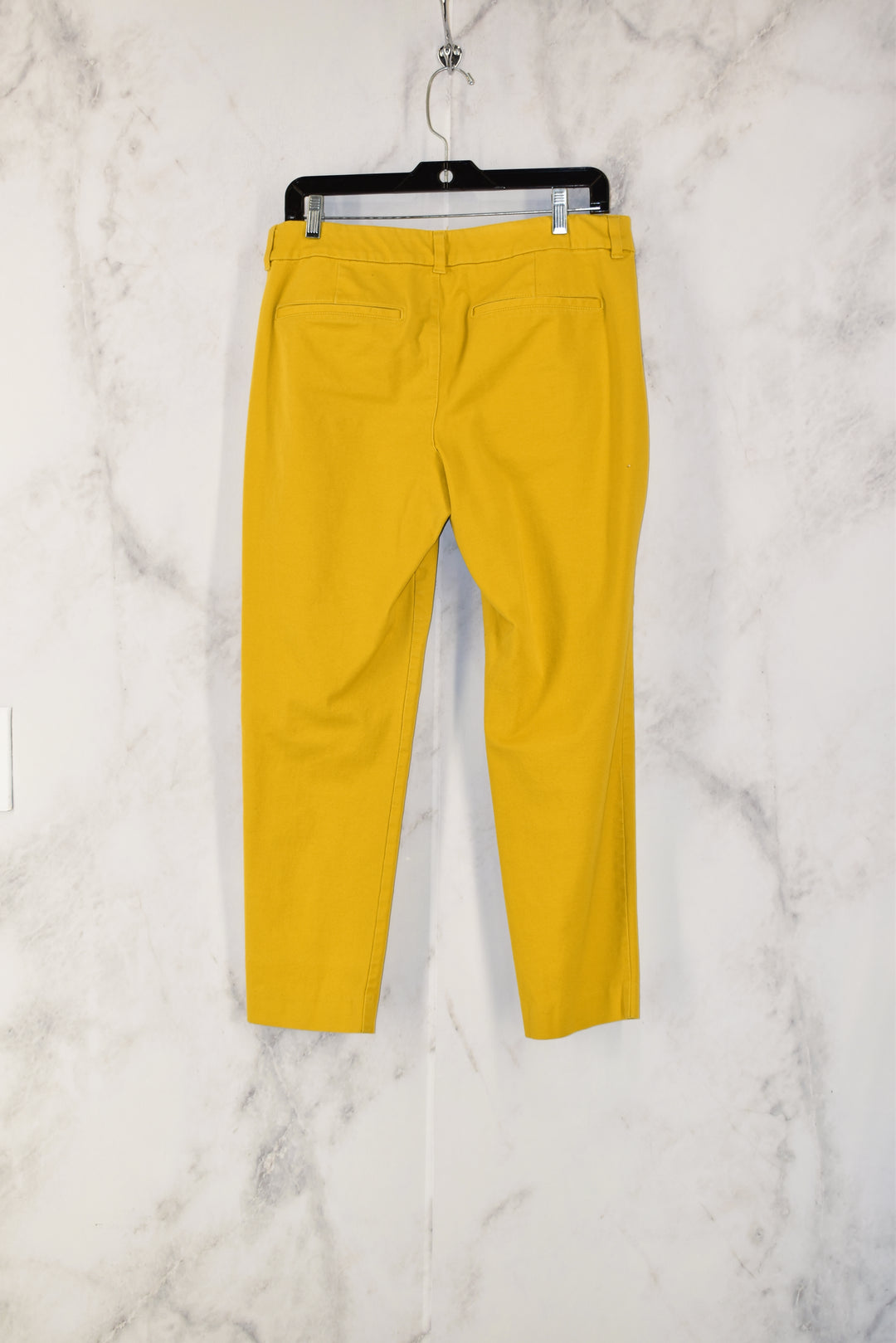 Photo #1 - BRAND: OLD NAVY<BR>STYLE: PANTS<BR>COLOR: YELLOW<BR>SIZE: 12<BR>SKU: 186-186200-774