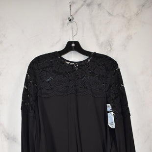 Primary Photo - BRAND: H&M STYLE: TOP LONG SLEEVE COLOR: BLACK SIZE: 8 SKU: 186-186217-7157
