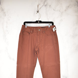 Primary Photo - BRAND:    CLOTHES MENTOR STYLE: PANTS COLOR: BROWN SIZE: 12 OTHER INFO: J. HILBURN - SKU: 186-186213-8304