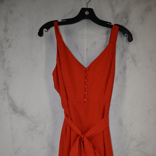 Primary Photo - BRAND: GILLI STYLE: DRESS SHORT SLEEVELESS COLOR: RED SIZE: L SKU: 186-186167-30090