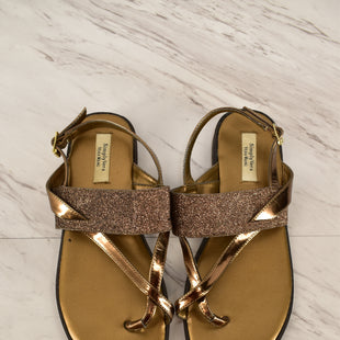 Primary Photo - BRAND: VERA WANGSTYLE: SANDALS FLATCOLOR: BROWNSIZE: 7SKU: 186-186199-43